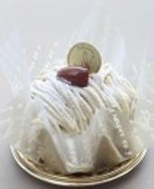 和栗のモンブラン(冬季限定商品)